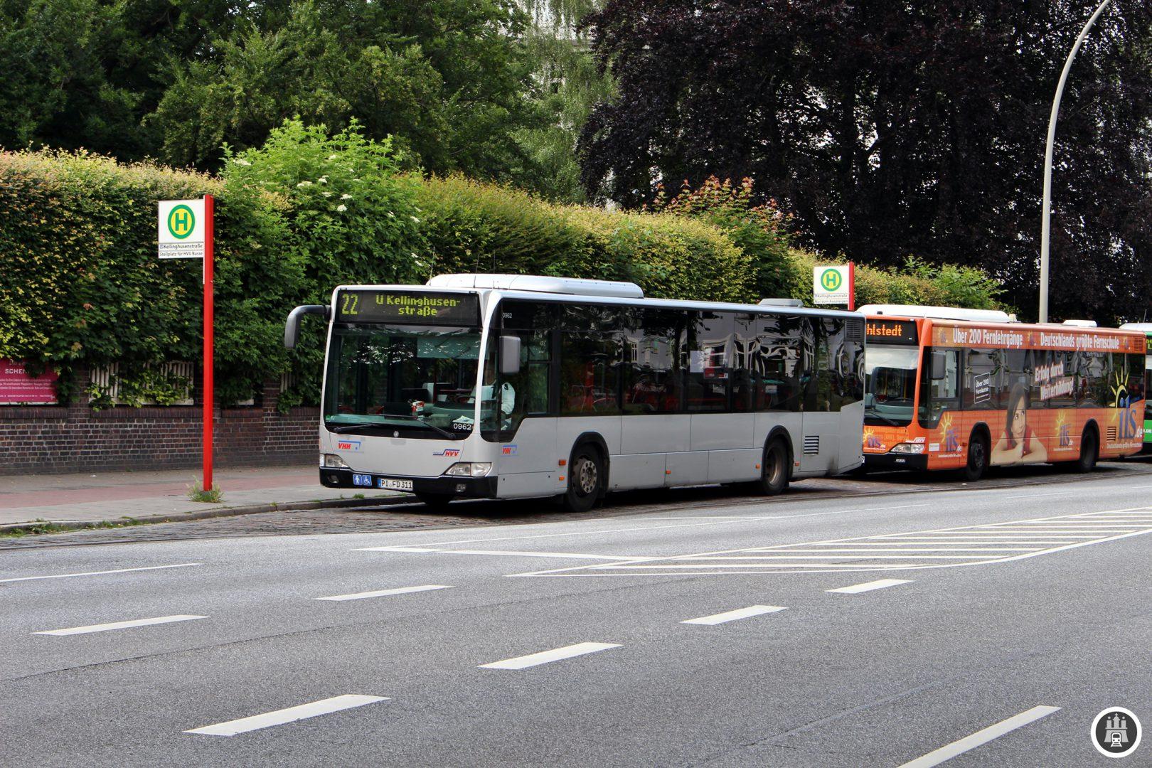 15 jahre metrobus linie 22 von blankenese nach. Black Bedroom Furniture Sets. Home Design Ideas