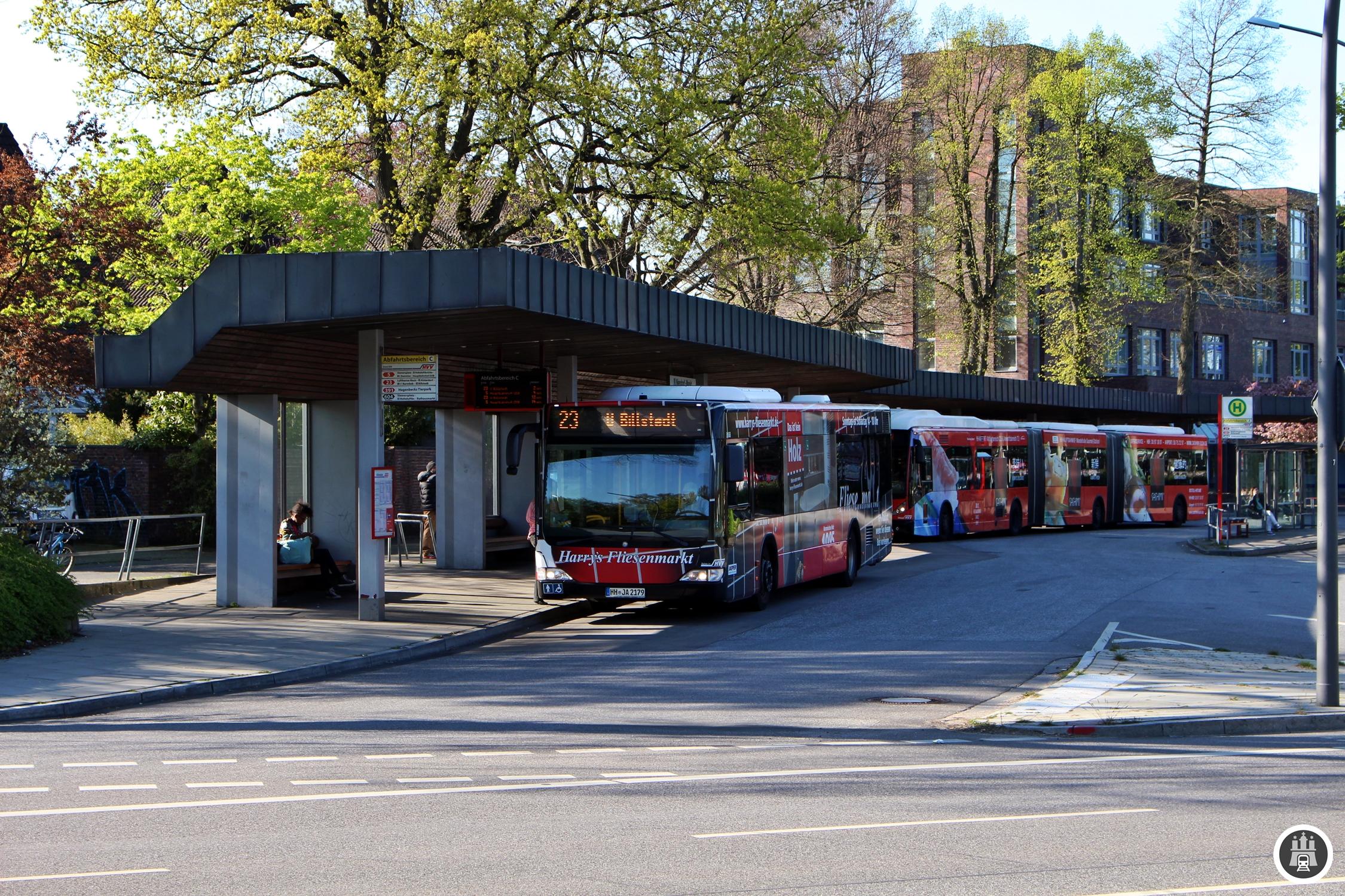 23 Niendorf Markt Nahverkehr Aktuell Hamburg