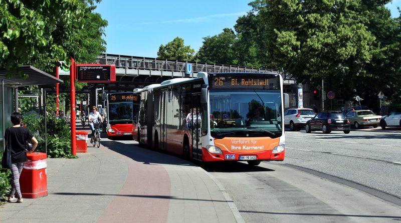 15 jahre metrobus linie 26 aus der city nord nach rahlstedt nahverkehr aktuell hamburg. Black Bedroom Furniture Sets. Home Design Ideas