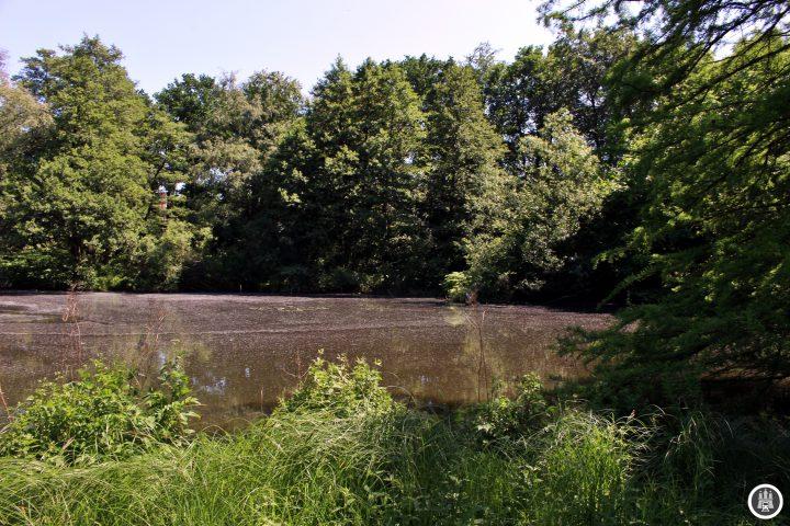 Der Eichtalpark wurde 1926 von einem Lederfabrikanten als Wandsbeker Stadtpark eröffnet. Eine ehemalige als Ölmühle genutzte Wassermühle wurde 1928 in ein Restaurant umgewandelt, es existiert heute noch, jedoch wurde das Mühlenrad 1930 entfernt. Durch den Park fließt die Wandse.