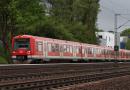 S3 und S31 gesperrt: SEV zwischen Harburg Rathaus und Neugraben