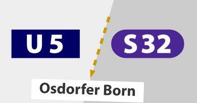 Anbindung des Osdorfer Born: CDU in Eimsbüttel will U5