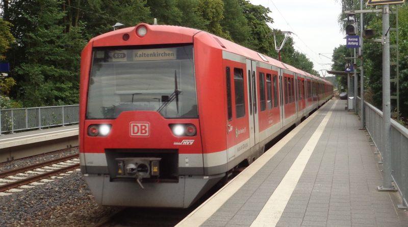 S21 nach Kaltenkirchen: Die Strecke