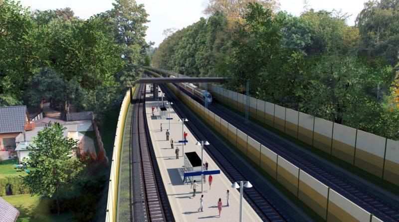 S4-Planungen: Claudiusstraße soll Wandsbek Rathaus heißen